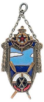 Жетон св георгия спасение морякам